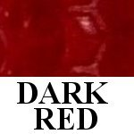 dark red beeswax candle