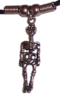 Skeleton Pendant (cg7)