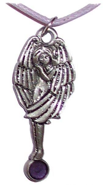 Angel of Beauty, Guardian Angel Pendant (gbp)
