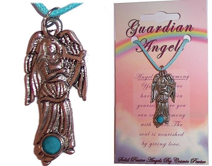Angel of Harmony, Guardian Angel Pendant (gbb)