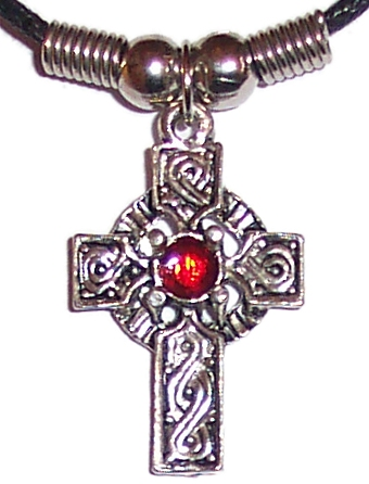 Celtic Cross Pendant (cc1r)