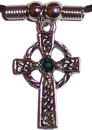 Celtic Cross Pendant (cc2g)