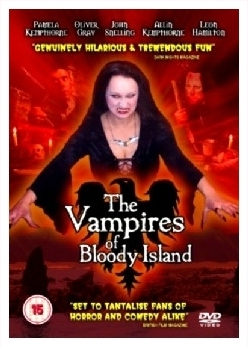 The Vampires of Bloody Island (DVD - PAL All Regions) - Click Image to Close