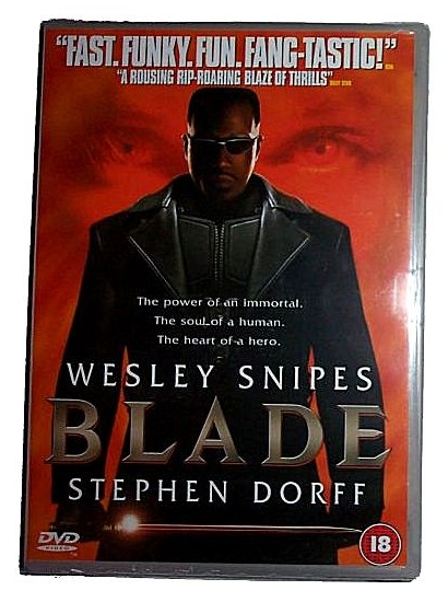 Blade (DVD - PAL Region 2)