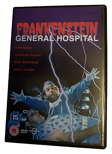 Frankenstein General Hospital (DVD - PAL Region 2)