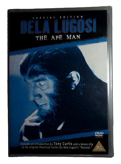 The Ape Man (special edition) (DVD - PAL All Regions)