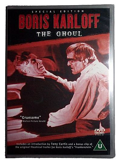 The Ghoul (DVD - PAL All Regions)