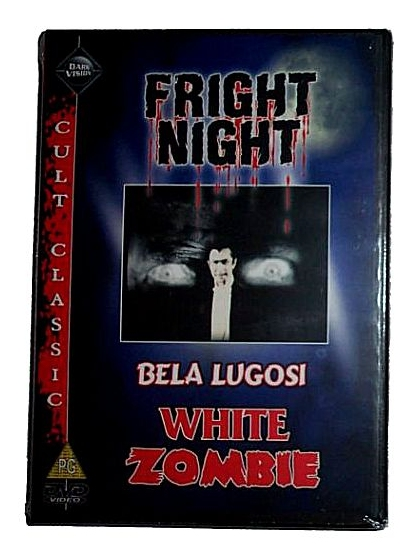 White Zombie - Starring Bela Lugosi (DVD - PAL All Regions)