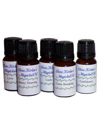 TRUE LOVE Magickal Oil 10ml