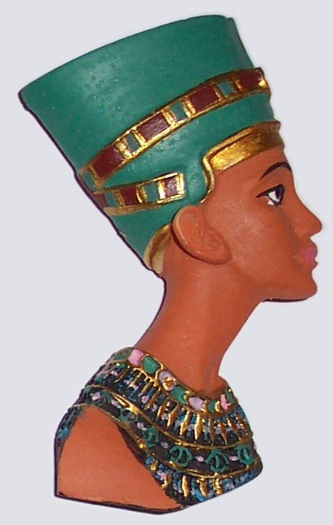 Nefertiti Egyptian Fridge Magnet