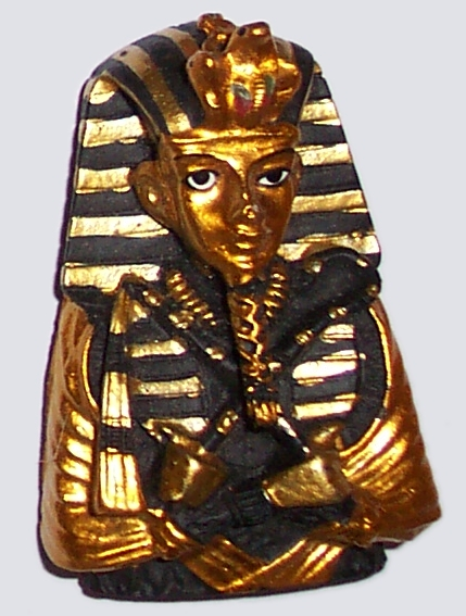 Tutankhamun Egyptian Fridge Magnet (e)