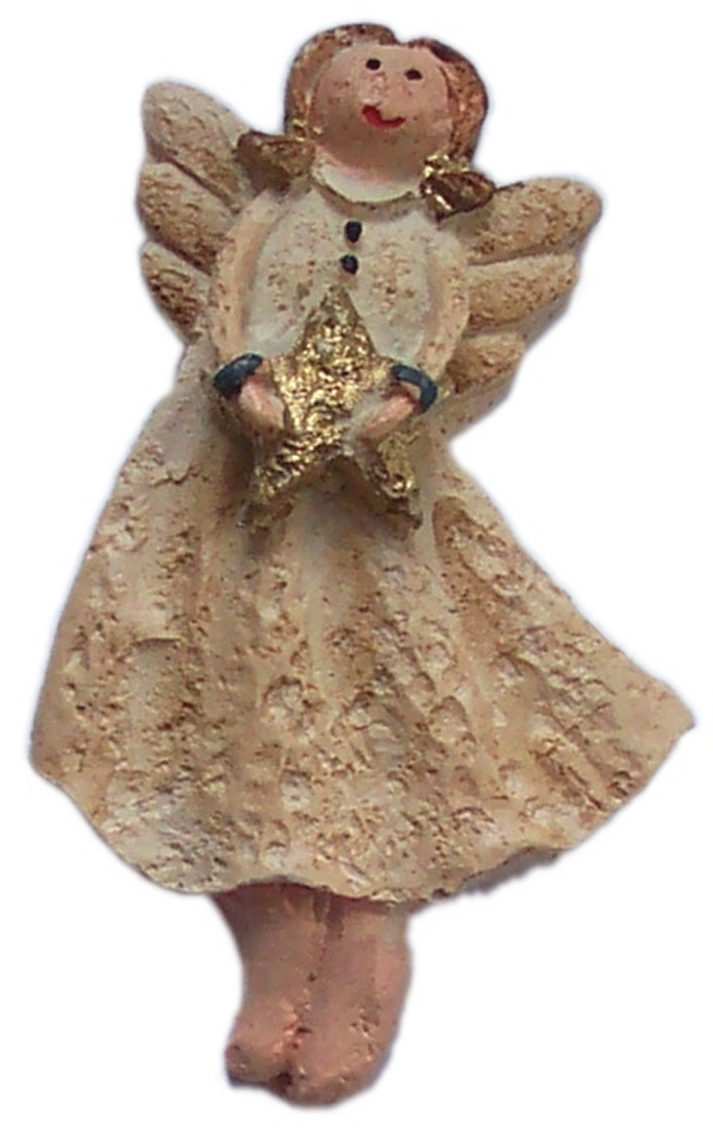 Angel Fridge Magnet (b)