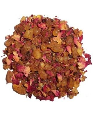 LUCK Hand Blended Incense 100g