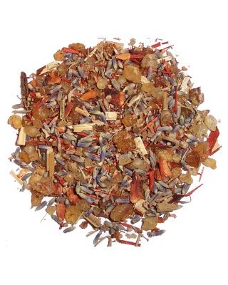 NEW MOON Hand Blended Incense 50g