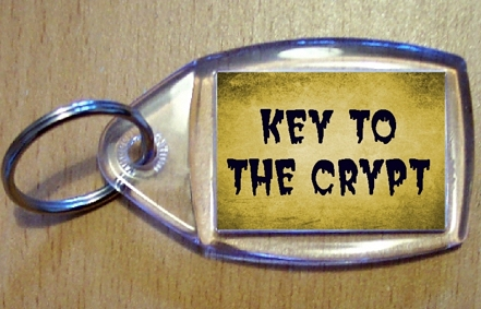 Key To The Crypt Keyring