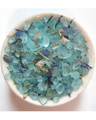 100g Witches Blue Salt (Coarse ground)