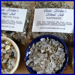 WITCHES RITUAL SALTS